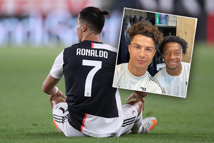 Cristiano Ronaldo Frisur