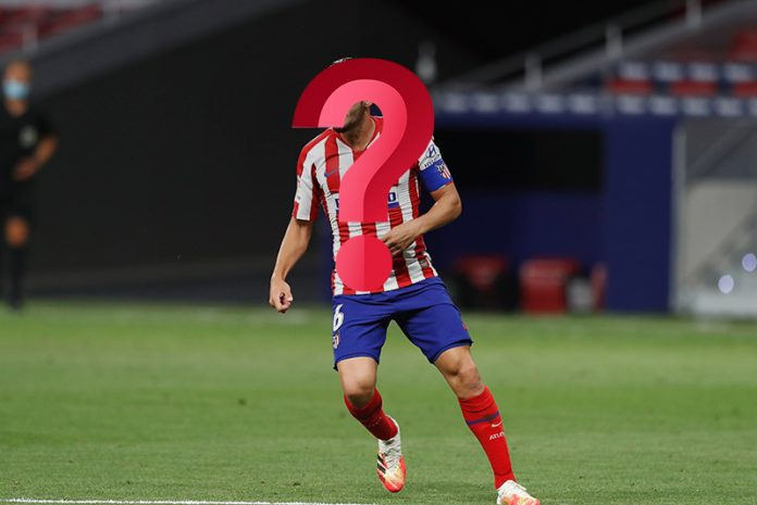 RB Leipzig gegen Atlético Madrid