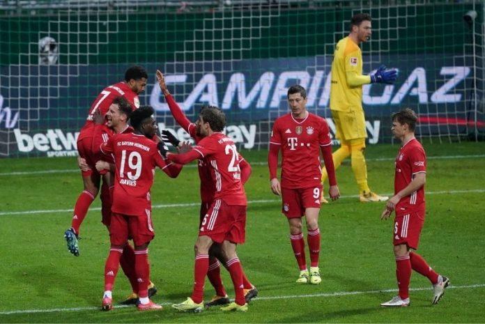 FC Bayern 100 Tore
