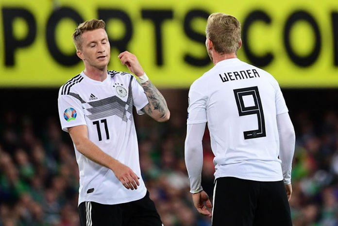 Reus mit Werner verwechselt
